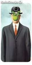 Funda Samsung Galaxy Note 3 Neo - Magritte Hombre