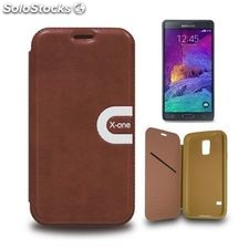 Funda Samsung Note 4 Ref. Sport 111256 Marrón