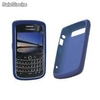 Funda Silicona BlackBerry Original 9700 9780 - Azul