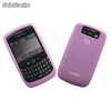 Funda Silicona BlackBerry Original 9700 9780 - Rosa