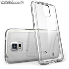 Funda Slim Protect Samsung Galaxy S5 Transparente