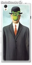 Funda Sony Xperia T3 - Magritte Hombre