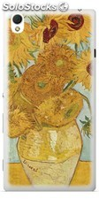 Funda Sony Xperia T3 - VanGogh Girasoles
