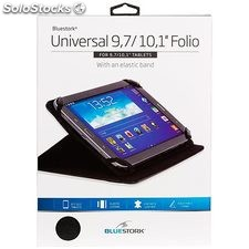 Funda tablet 10'' Bluestork first - black