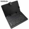 Funda tablet 7'' + teclado bluetooth mtk