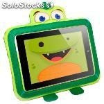 "Funda tablet universal 7"" a 8"" rocky wise pet verde"
