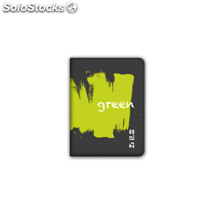 Funda tablet universal 7'' Zimax paint green