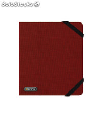 Funda tablet universal 7'' Ziron ONE Rojo