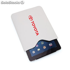 Funda tablet uran* blanco
