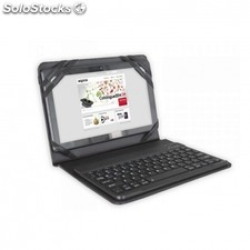 "Funda + teclado bluetooth approx para tablet 9.7""/10.1"" (24.63/25.65CM) -"