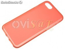Funda TPU roja para Apple iPhone 7, iPhone 8 de 4.7'