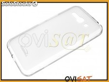 Funda TPU transparente para Alcatel One Touch Pop C9, 7047, en blister