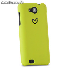 Funda trasera Energy Sistem Phone Colors verde