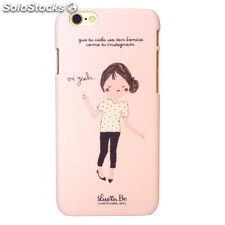 Funda trasera Lucia Be Oh Yeah Iphone 6/ 6s