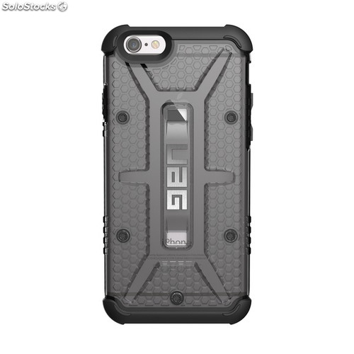 Funda UAG Iphone 6/6S Ceniza Transparente