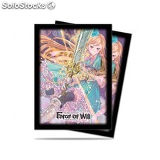 Funda ultra pro force of will alice A2 (65) PLL02-ACCUP84784