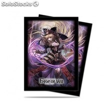 Funda ultra pro force of will dark faria 65) PLL02-ACCUP84788