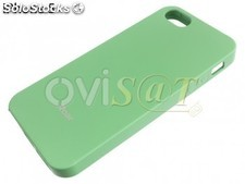 Funda verde Roar para Apple iPhone 5, 5S, SE