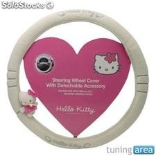 Funda Volante Hello Kitty