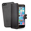 Funda wallet negra IP6