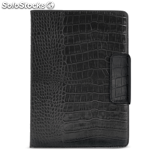 Funda wally ipad air 2 croco negra