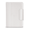 Funda wally ipad air croco blanca