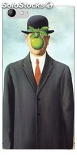 Funda Wiko Highway Star 4G - Magritte Hombre