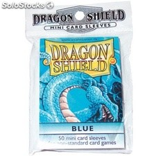 Funda Yugi Dragon Shield Blue (50)