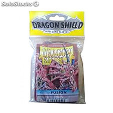 Funda Yugi Dragon Shield Fusion (50)