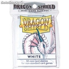 Funda Yugi Dragon Shield White (50)