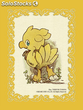 Fundas Final Fantasy Chocobo (60)