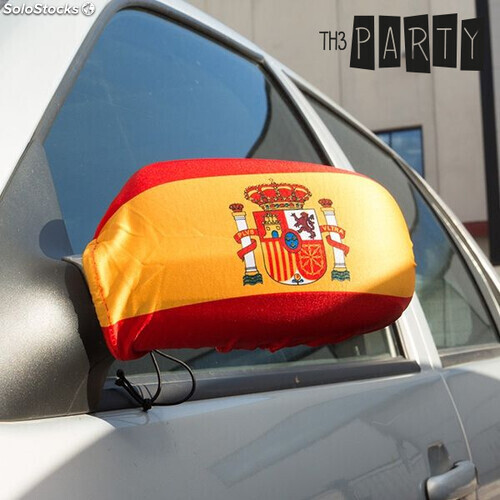 a0fc16f37c57 Fundas para Espejos Retrovisores Bandera de España Th3 Party (pack de 2)
