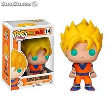 Funko Pop Goku (Dragon Ball Z Super Saiyan)