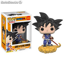 Funko Pop Goku-Nimbus (Dragon Ball Z)