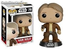 Funko Pop Han Solo (Star Wars Episodio VII)