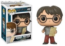 Funko Pop Harry Potter Map