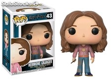 Funko Pop Hermione with Time (Harry Potter)