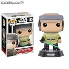 Funko Pop Luke Endor (Star Wars)