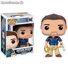 Funko Pop Nathan Drake (Uncharted)