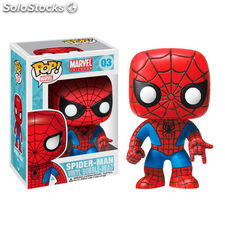 Funko Pop Spiderman (Marvel)