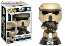 Funko Pop Stormtrooper Scarif (Star Wars Rogue One)