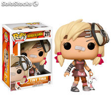 Funko Pop Tiny Tina (Borderlands)