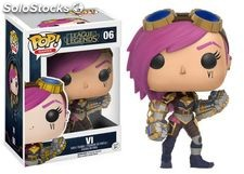 Funko Pop VI (League of Legends)