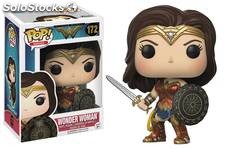 Funko Pop Wonder Woman Movie