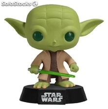 Funko Pop Yoda (Star Wars)