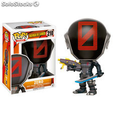 Funko Pop Zero (Borderlands)