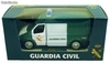 Furgoneta de la Guardia Civil escala 1:48