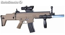 Fusil manual Scarr socom USA Airsoft
