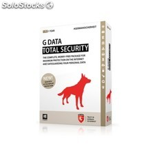 g data - Total Protection, 3PC, 1 Year, Box