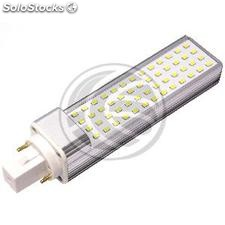 G24 plc led tube lamp 85-265VAC 12W daylight bulb (NG32)